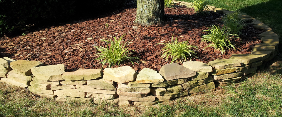 Landscaping With Stone Mulch Pictures : Landscaping rock residential archives franklin stone