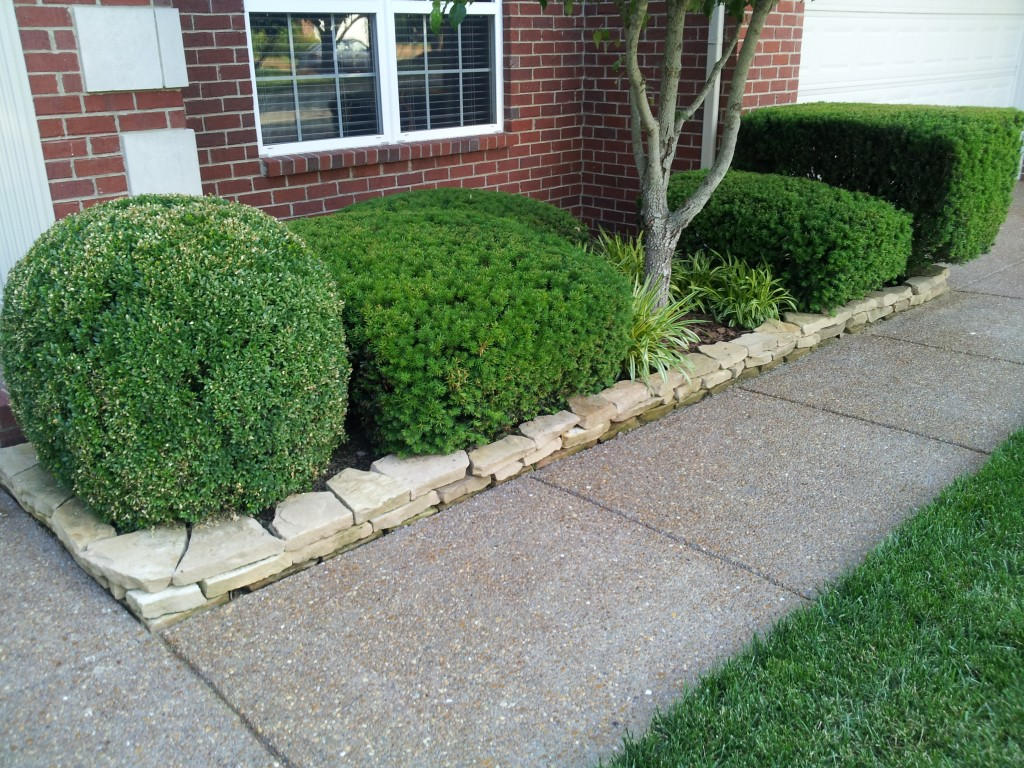 Landscaping rock franklin stone landscaping rocks for Rock and stone landscaping