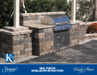 Country Manor 3-pc Grill Station1 Kit PDF
