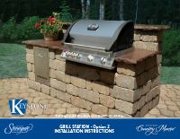 Country Manor 3-pc Grill Station2 Kit PDF