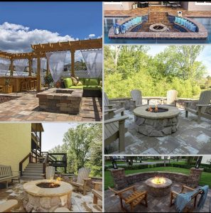 fire pits fire place