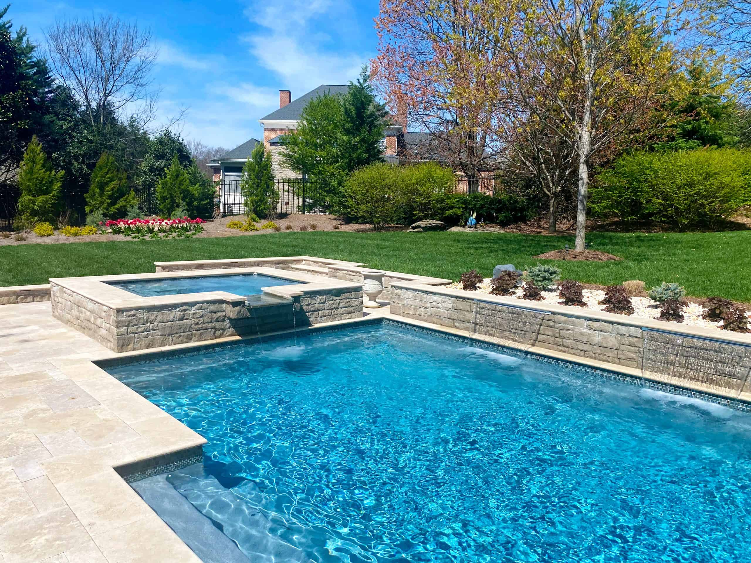 Franklin Stone - Pool - Spa - Hot Tub - Middle TN