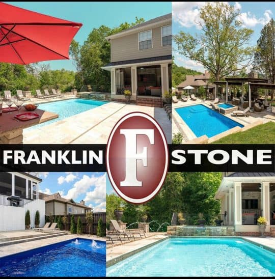 Franklin Stone - Pool - Middle TN